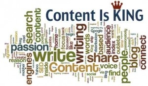 Content is King for SEO!